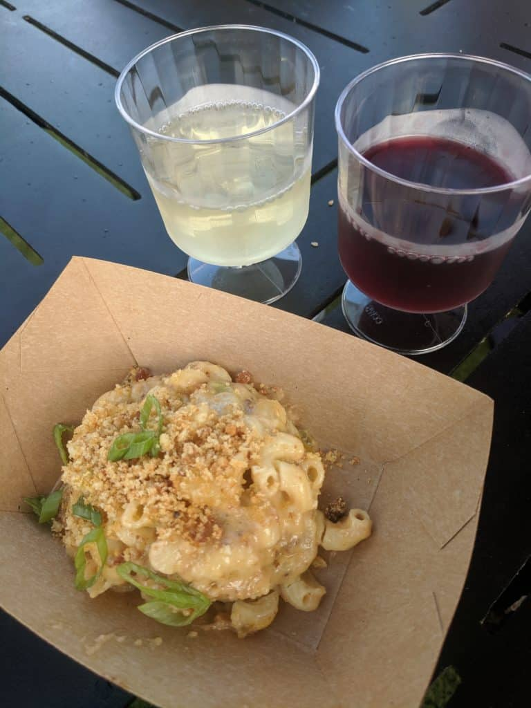 best of epcot food and wine mac and cheese