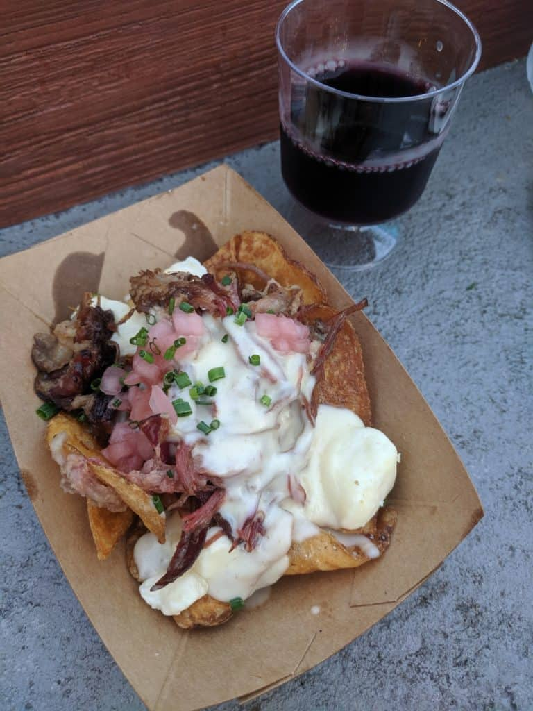 best of epcot food and wine corned beef