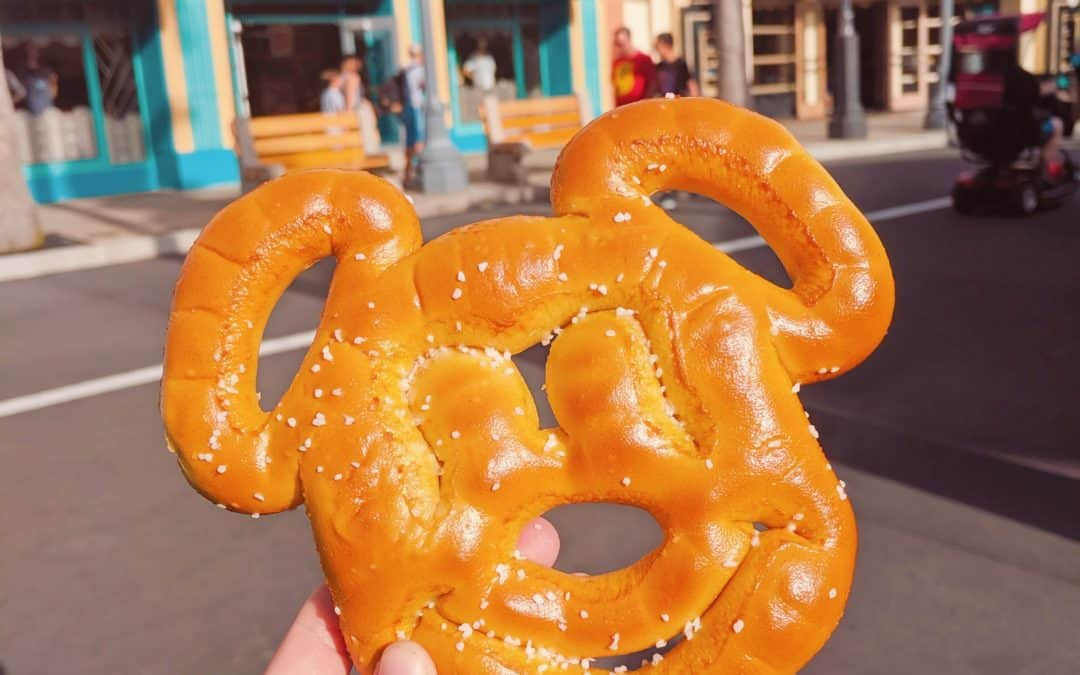 13 Best Things I Ate at Disney World This Year