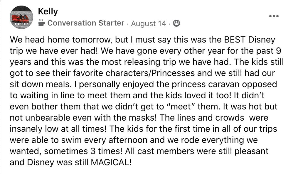 insider's guide to wdw review